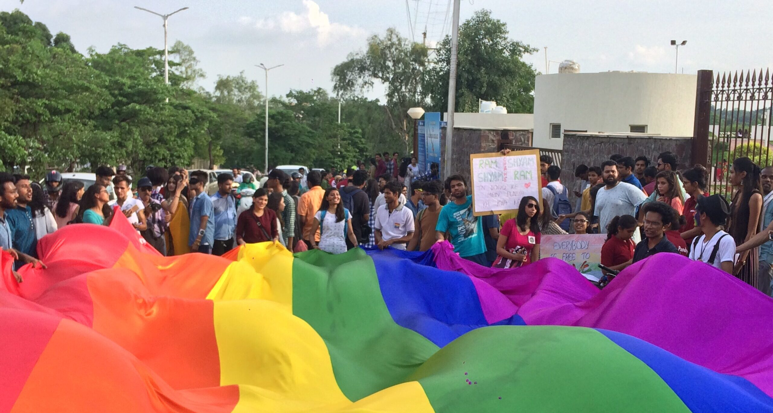 QUEER STRUGGLE FOR FREEDOM – Part I